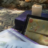גינת פריד אבגי - מתקשרת שחזור גלגולים ומדריכה רוחנית און-ליין
