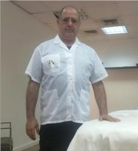 אהרון וינגרטן - טיפול בכאבים בתל אביב ובגוש דן