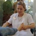 לימור ניסטל - טיפול בכאבי גב ומיגרנה בשרון