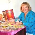 סופיה פטר - יועצת רוחנית - מיסטיקנית ומתקשרת ביוקנעם